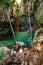 Stock Image :  Λίμνη Isalo φαραγγιών