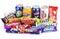 Stock Image : Μεγάλη συλλογή του άχρηστου φαγητού