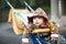 Stock Image :  Μωρό στη μεταφορά