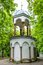 Stock Image :  Παρεκκλησι του ιερού τάφου στο Hill Petrin