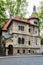 Stock Image :  παλαιά συναγωγή της Πράγας
