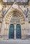Stock Image :  Πύλη καθεδρικών ναών Αγίου Vitus, Πράγα, Δημοκρατία της Τσεχίας
