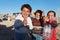 Stock Image :  ΣΥΡΙΑΚΟΙ ΠΡΟΣΦΥΓΕΣ ΣΕ SURUC, ΤΟΥΡΚΊΑ