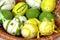 Stock Image : Τα αυγά Πάσχας