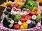 Stock Image :  τρόφιμα φρέσκα