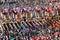 Stock Image :  Χρυσό μεγάλο festiva των λαρνάκων