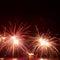 Stock Image :  όμορφα πυροτεχνήματα