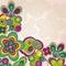 Stock Image : абстрактная предпосылка флористическая