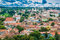 Stock Image :  Вид с воздуха от башни Gediminas