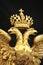 Stock Image :  двойное золото орла