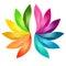 Stock Image :  Красочный абстрактный флористический дизайн