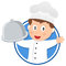 Restaurant Chef Logo