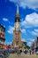 Stock Image :  Новая церковь (Nieuwe Kerk), Делфт, Нидерланды