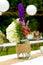 Stock Image :  Оформление свадьбы цветка
