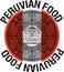 Stock Image :  Перуанская иллюстрация еды