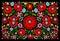 Stock Image : Подлинная венгерская картина