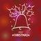 Stock Image :  Рождество колокол