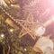 Stock Image :  рождество украшает идеи украшения свежие домашние к