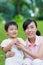 Stock Image : Семья счастья