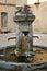 Stock Image :  Старый фонтан в Провансали