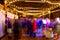 Stock Image : Танцплощадка приема по случаю бракосочетания