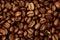 Stock Image :  Текстурированная предпосылка кофе