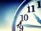 Stock Image : Человек и время