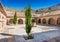 Stock Image :  修道院的Virgin台尔Saliente庭院