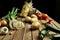 Stock Image : 农夫食物s