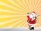 Stock Image : 圣诞节背景