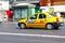 Stock Image : 布加勒斯特出租汽车加速