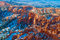 Stock Image : 布赖斯峡谷国家公园在冬天