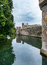 Stock Image :  主教宫殿的护城河