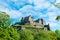 Stock Image : 爱丁堡城堡