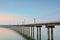 Stock Image :  绿色铁路桥