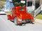 Stock Image :  美国:古色古香的车的1931年福特de Luxe隆隆声位子Coupé (背面图)