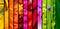 Stock Image :  美好的自然五颜六色的拼贴画