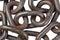 Stock Image :  美好的链尺寸图例证金属三非常