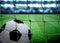 Stock Image :  设计域足球您