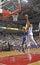 Stock Image : 2011-12 NCAA Basketball Action