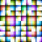 Stock Image : Abstract colorful cubes background