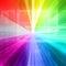 Stock Image : Abstract ray light