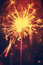 Stock Image : Abstract sparkler bokeh background