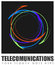 Stock Image : Abstract telecommunications sign