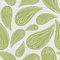 Stock Image :  Abstrakcjonistyczni bezszwowi wzór zieleni liście Wektorowy tło fol