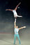 Stock Image : Acrobatic gymnastics 2012