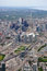 Stock Image : Aerial view of downtown Toronto