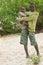 Stock Image : Africa Children