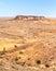 Stock Image : Alien landscape The Breakaways Coober Pedy Australia