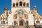 Stock Image : All saints church in MInsk, Belarus